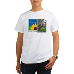 Eye on Gardening Tropical Plants Organic Men's T-Shirt