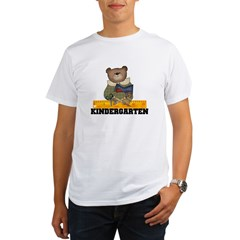 Bear Kindergarten Organic Men's T-Shirt