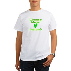 County Mayo, Ireland Organic Men's T-Shirt