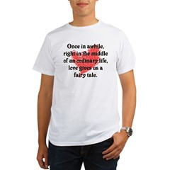 Fairy Tale Love Organic Men's T-Shirt