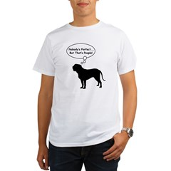 Dogue de Bordeaux Ash Grey Organic Men's T-Shirt