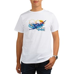 CORSAIR ON FINAL Organic Men's T-Shirt