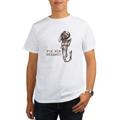 Fiji Mermaid Men''s Organic Men's T-Shirt