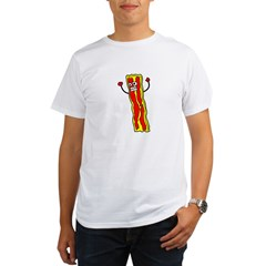 bacon1 Organic Men's T-Shirt