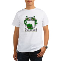 Callaghan Coat of Arms Organic Men's T-Shirt