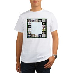 printed both sides, Organic Men's T-Shirt