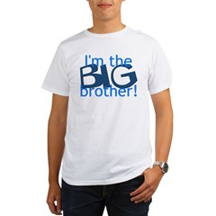 Big Brother Organic Men's T-Shirt