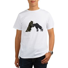 Bull vs. Bear Markets Organic Men's T-Shirt