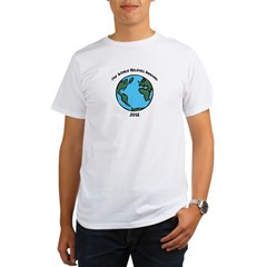 Revolves around Jose Organic Men's T-Shirt