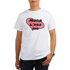 nona loves me Organic Men's T-Shirt