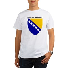 Bosnia_and_Herzegovina Organic Men's T-Shirt