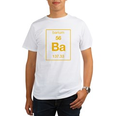Barium Organic Men's T-Shirt