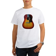 Gibson J-45 guitar Organic Men's T-Shirt
