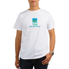 Cabo San Lucas, Mexico Organic Men's T-Shirt