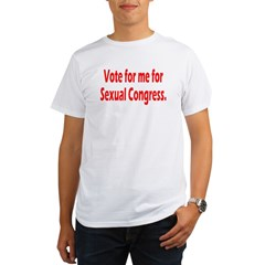 Sexual Congress Organic Men's T-Shirt