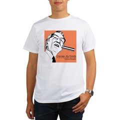 Tommy Douglas Organic Men's T-Shirt