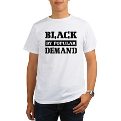 Black by popular demand Organic Men's T-Shirt