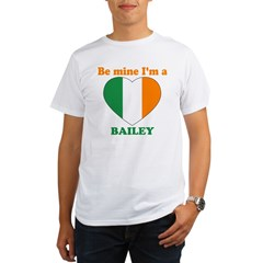 Bailey, Valentine's Day Organic Men's T-Shirt