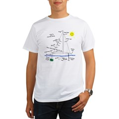 The Well Rigged Organic Men's T-Shirt