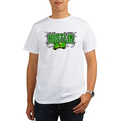 Hustlin' Organic Men's T-Shirt