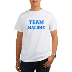 TEAM MALONE Organic Men's T-Shirt