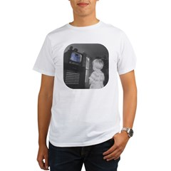 TV Organic Men's T-Shirt