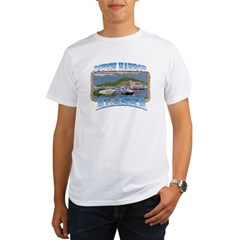 DUTCH HARBOR ALASKA Organic Men's T-Shirt