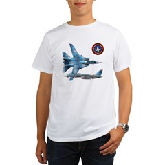 US Navy Fighter Weapons Schoo Organic Men's T-Shirt