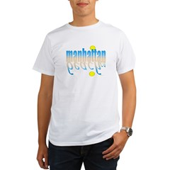 manhattanbeach1 Organic Men's T-Shirt