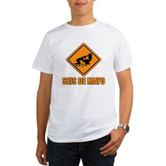 Seis De Mayo Organic Men's T-Shirt