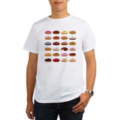 Donut Lo Organic Men's T-Shirt