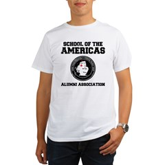 school of the americas Organic Men's T-Shirt