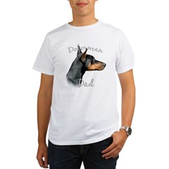 Dobie Dad2 Organic Men's T-Shirt