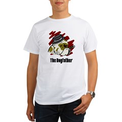 The Dogfather Organic Men's T-Shirt