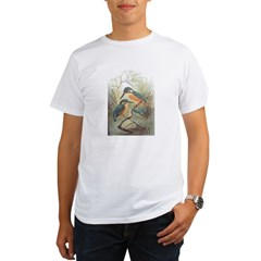 Kingfisher Organic Men's T-Shirt