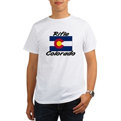 Rifle Colorado Organic Men's T-Shirt