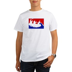Major League White Water Raf Organic Men's T-Shirt