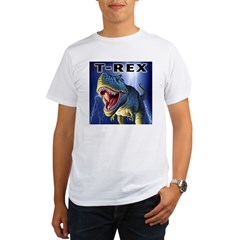 T-Rex 3 Organic Men's T-Shirt