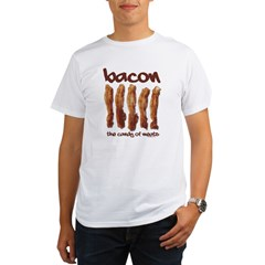 Candy of Meats Organic Men's T-Shirt
