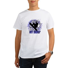 GOT SNOW? Organic Men's T-Shirt