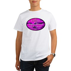 Come To Byteland Ellipse Organic Men's T-Shirt