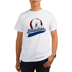 Sheepdogs Organic Men's T-Shirt