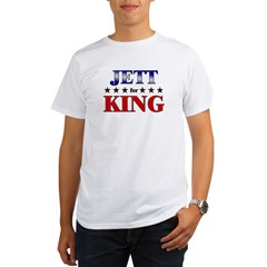 JETT for king Organic Men's T-Shirt