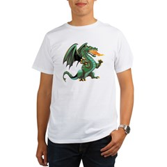 Dragon Organic Men's T-Shirt