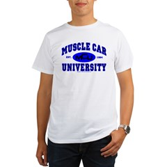 Muscle Car U Organic Men's T-Shirt
