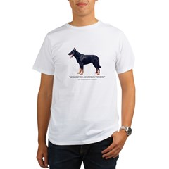 Tenderhearted Guardian Organic Men's T-Shirt