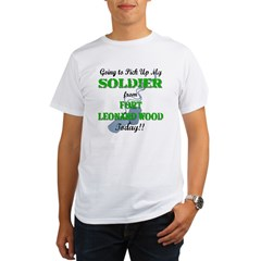 Fort Leonard Wood Organic Men's T-Shirt