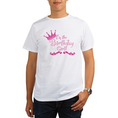BirthdayGirl2 Organic Men's T-Shirt