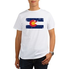 colorado Organic Men's T-Shirt
