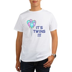 It's Twin Boys - Vintage Organic Men's T-Shirt